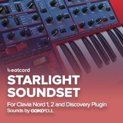 Clavia Nord Lead Starlight Soundset