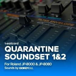 Roland Quarantine Soundset 1&2 for JP-8000/JP-8080