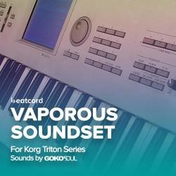 Korg Triton Vaporous Soundset