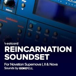 Novation Supernova Reincarnation Soundset
