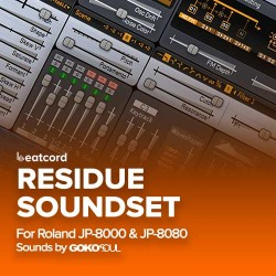 Vember Audio Surge Residue Soundset