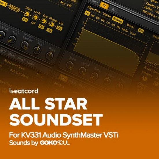 SynthMaster All Star Soundset